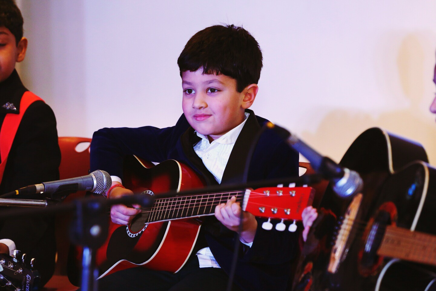 Shan's School of Music for Guitar, Piano, Casio, Keyboard and Vocal Music Indian and Western