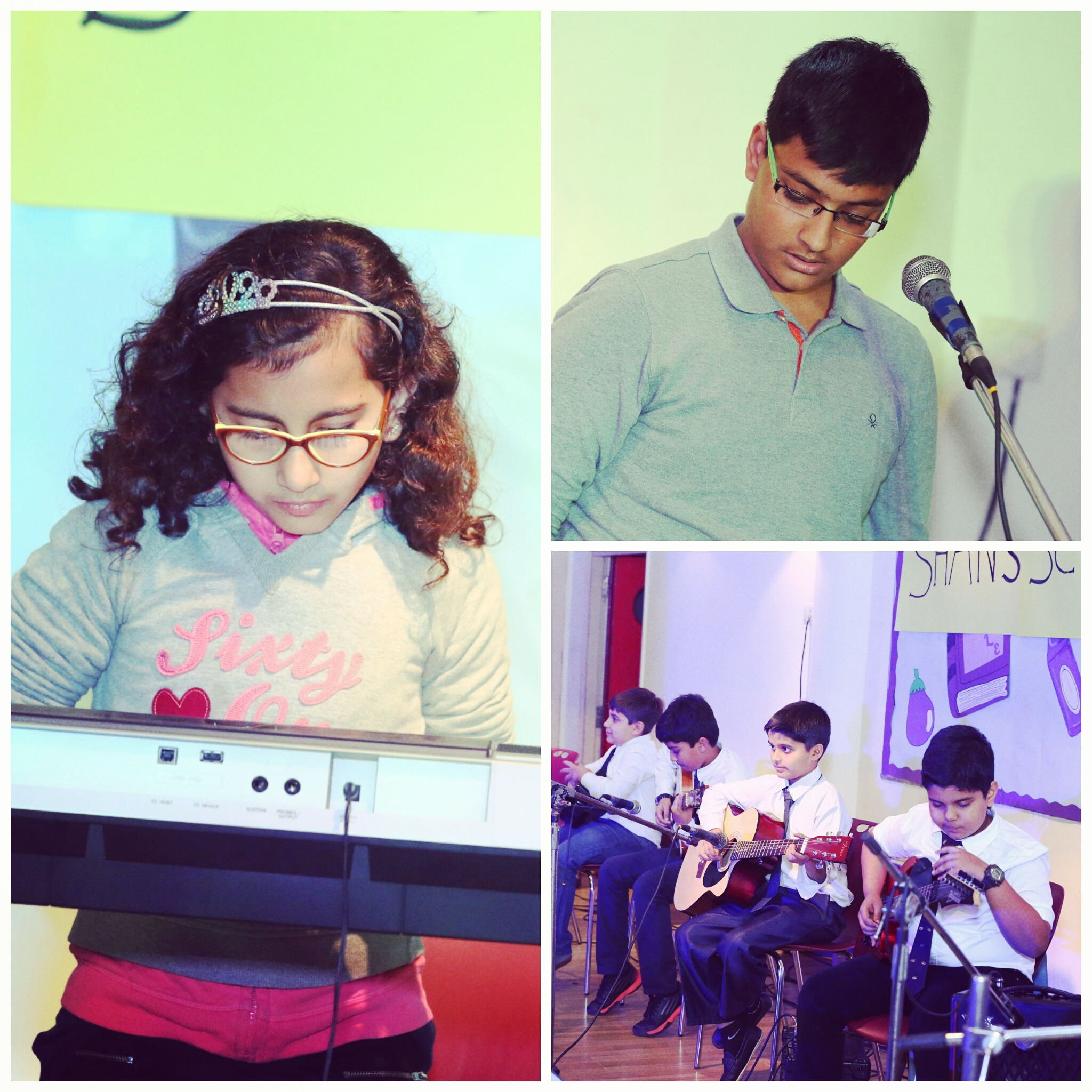 Music, Guitar, Piano, Casio, Singing and Vocal classes learning.